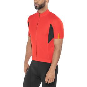 Mavic Aksium Jersey Men racing red/black
